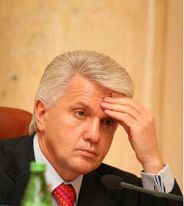 Владимир Литвин - депутат Верховной Рады, лидер Блока Литвина