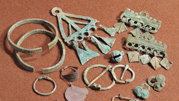 Артефакты, найденные археологами в Шекшово