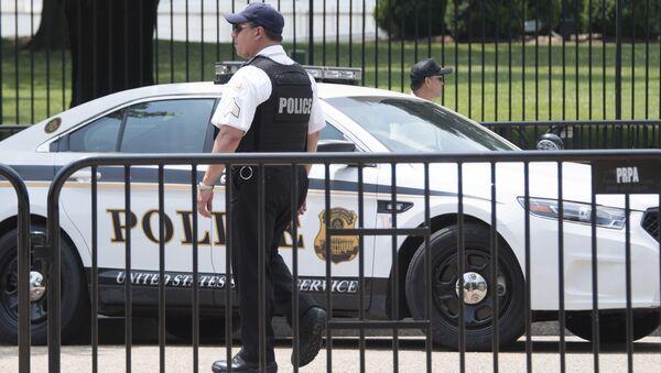 Сотрудники правоохранительных органов США. Архивное фото
