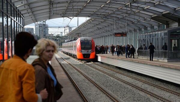 Новый рекорд МЦК: более 414 тысяч пассажиров за один день