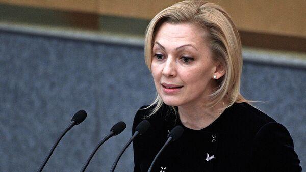 Ольга Тимофеева. Архивное фото