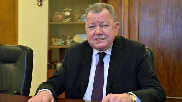 Заместитель министра иностранных дел РФ Олег Сыромолотов