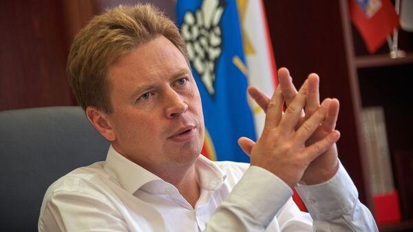 Путин сменил губернатора Севастополя