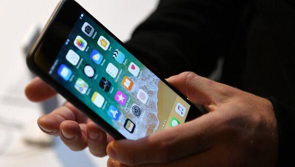 iPhone 8 и iPhone 8 Plus. Архивное фото