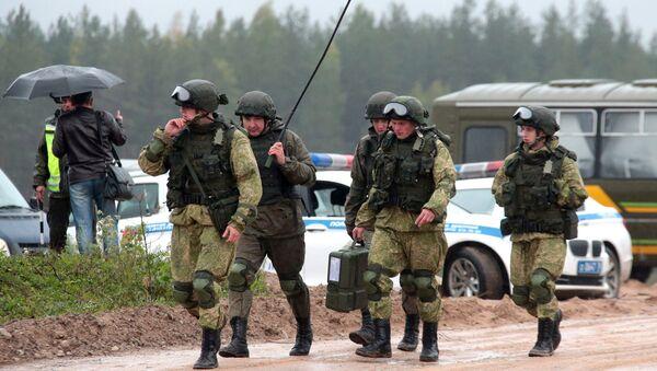 Совместные стратегические учения  Запад-2017 вооружённых сил Союзного государства России и Белоруссии