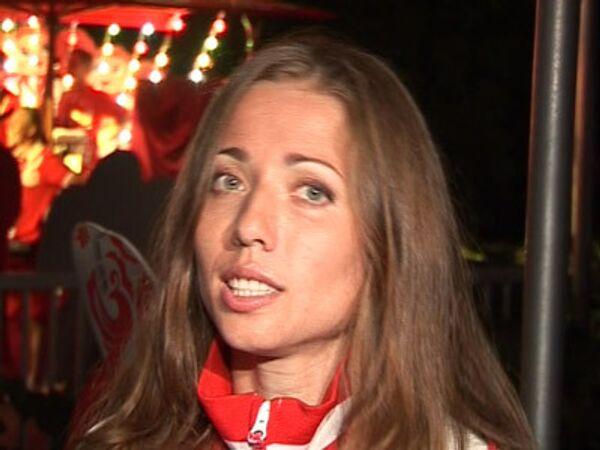 Олимпиаде готовилась, как к обычному старту – Ольга Каниськина