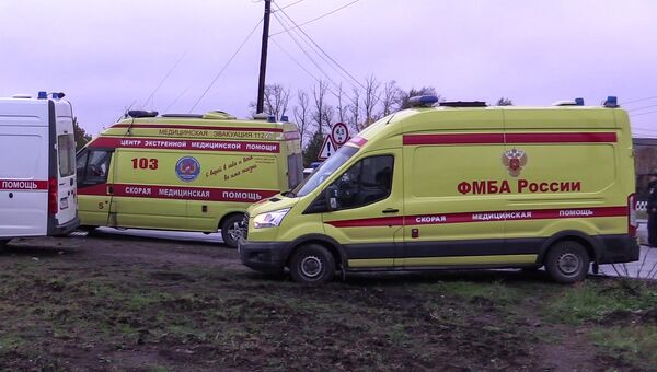 Автобус и поезд столкнулись на ж/д переезде во Владимирской области