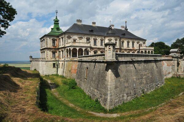 Подгорецкий замок во Львовской области