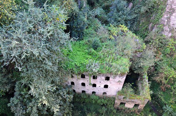 Долина мельниц, Италия