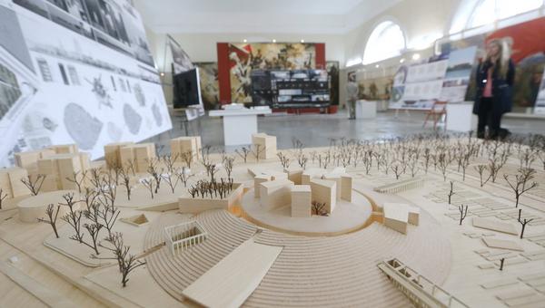 Проект будущего музейно-выставочного комплекса Оборона и блокада Ленинграда от архитектурной мастерской Студия 44 Никиты Явейна