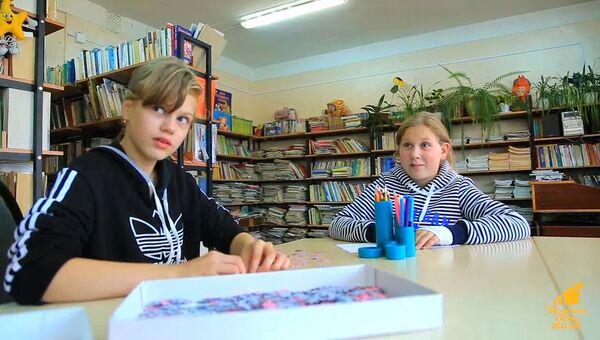 Анастасия К., сентябрь 2005, Калужская область