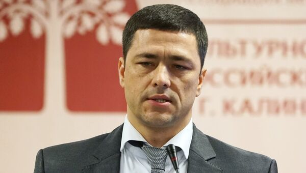 Михаил Ведерников, архивное фото