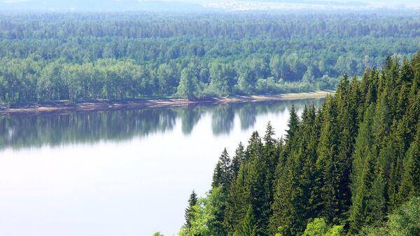 Национальный парк Нечкинский в Удмуртии
