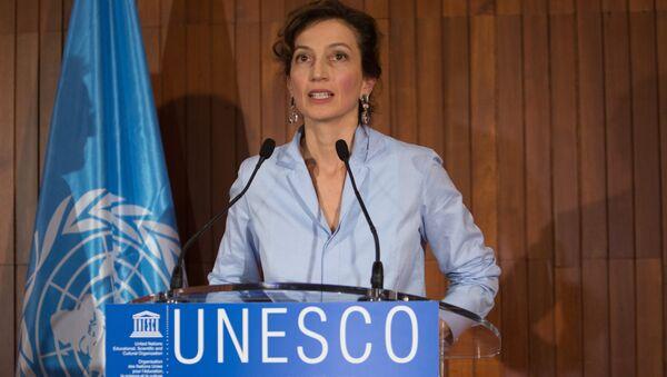 Избранный генеральный директор ЮНЕСКО Одри Азуле. Архивное фото