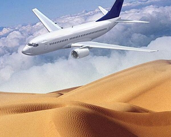 Захват Боинга 737 в Судане