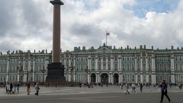Зимний дворец - Россия > Санкт-Петербург - ЭтоРетро.ru - старые ... | 337x600