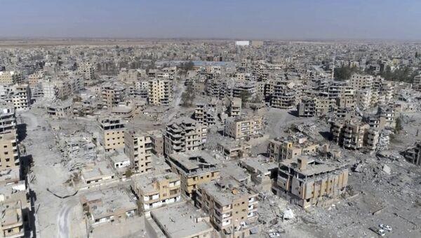 Город Ракка