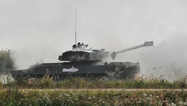 Самоходное артиллерийское орудие Хоста
