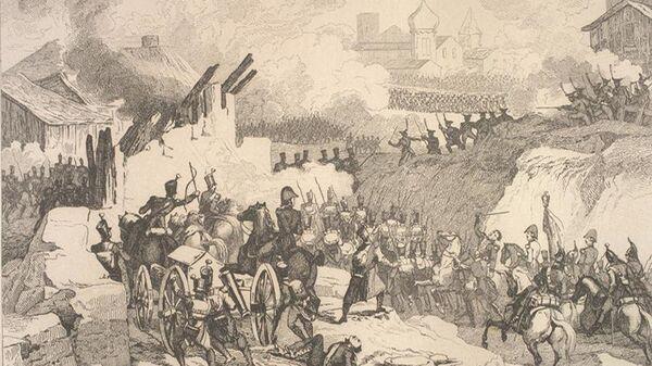 Сражение в Малоярославце, 1812 год