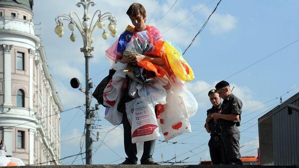 Экологический сбор на пластиковые пакеты будет увеличен с 2019 года