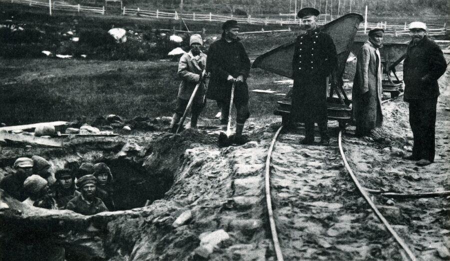 Соловецкий лагерь особого назначения, 1925 год