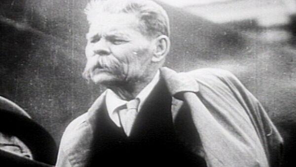 «Буревестник» революции – Максим Горький