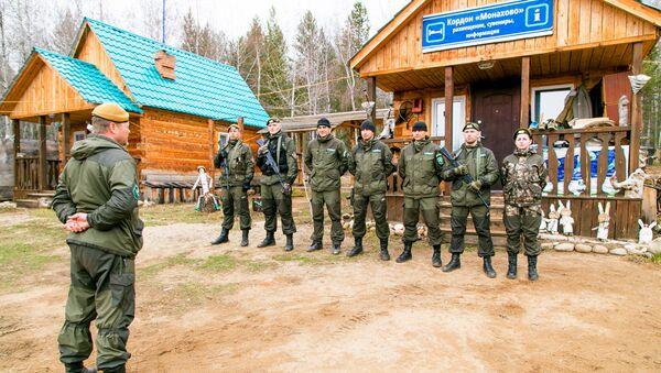 Построение оперативной группы Баргузин