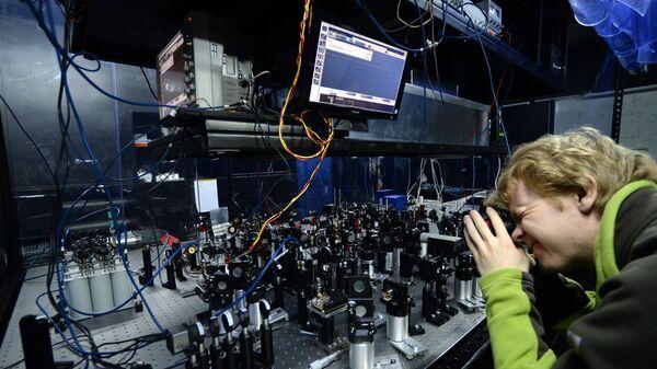 Научный сотрудник лаборатории квантовой оптики в Российском квантовом центре в технопарке Сколково