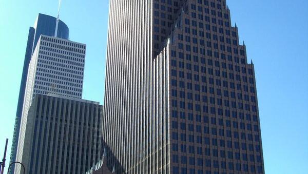 Центр Bank Of America Center, Хьюстон, США