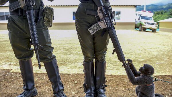 Полиция в Колумбии