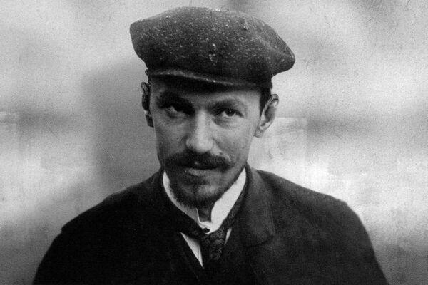 Вячеслав Рудольфович Менжинский (1874-1934)