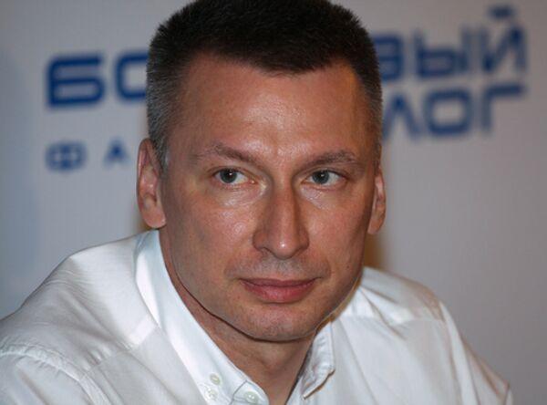 Заместитель генерального директора компании Норильский никель Владимир Кедринский