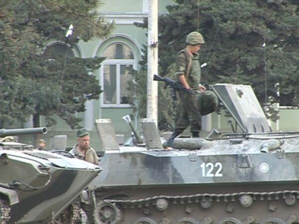 Российские миротворцы в Цхинвали – история боя устами очевидцев