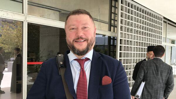 Адвокат Тимофей Мусатов