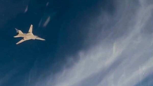 Дальний бомбардировщик Ту-22