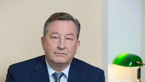 Александр Карлин, губернатор Алтайского края. Архивное фото
