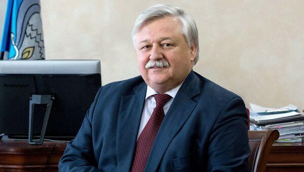 Мэр Нового Уренгоя Иван Костогриз. Архивное фото