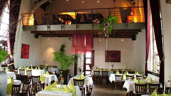 Ресторан Церковь в здании бывшего лютеранского храма