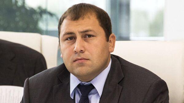 Заместитель министра природных ресурсов и экологии России Мурад Керимов