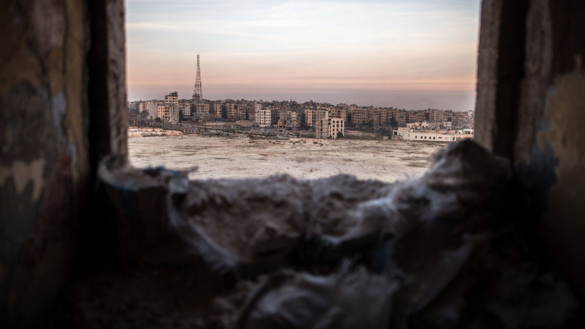 Вид на город Алеппо - РИА Новости, 1920, 28.07.2021