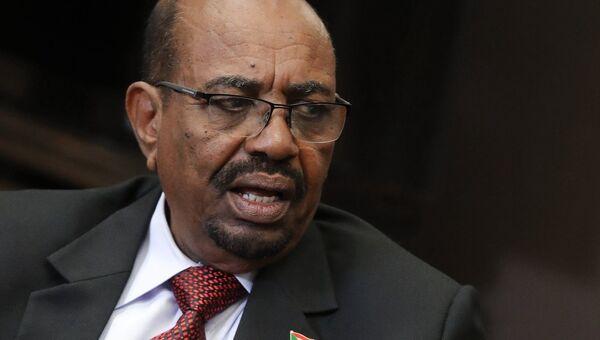 Президент Судана Омар Башир. Архивное фото