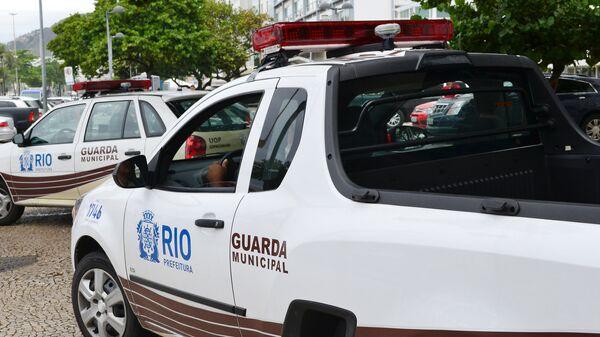 Автомобили полицейских в Рио-де-Жанейро, Бразилия