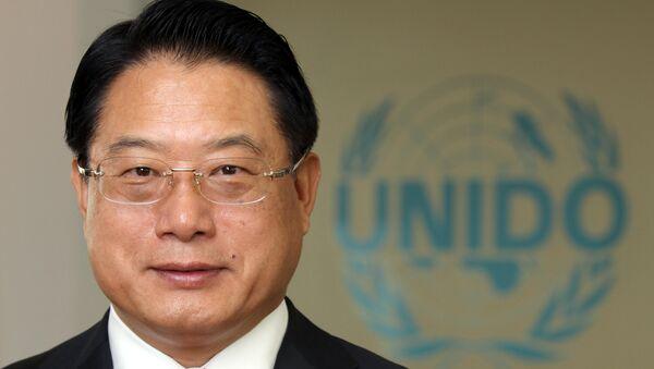 Генеральный директор ЮНИДО Ли Юн