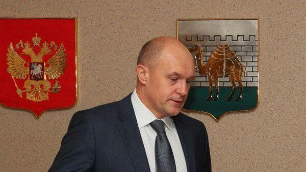 Бывший глава Челябинска Сергей Давыдов