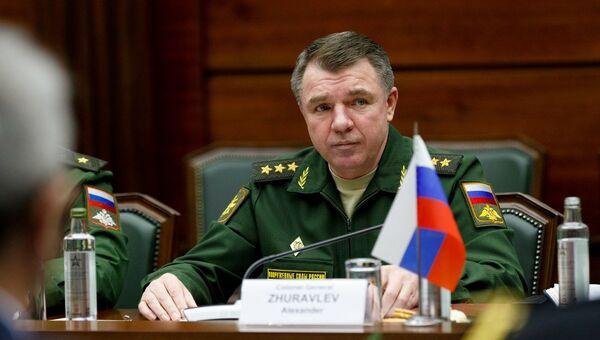 Генерал-полковник Александр Журавлев. Архивное фото