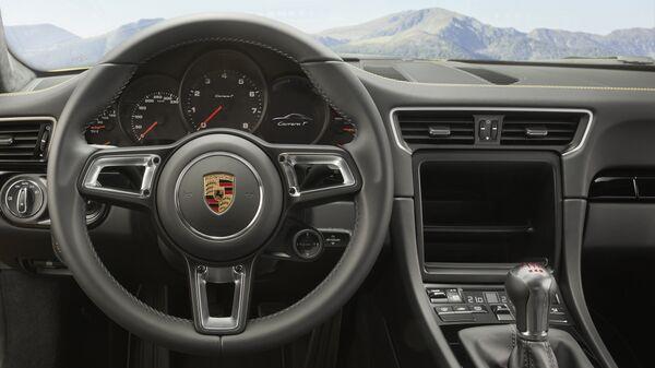 Салон автомобиля Porsche