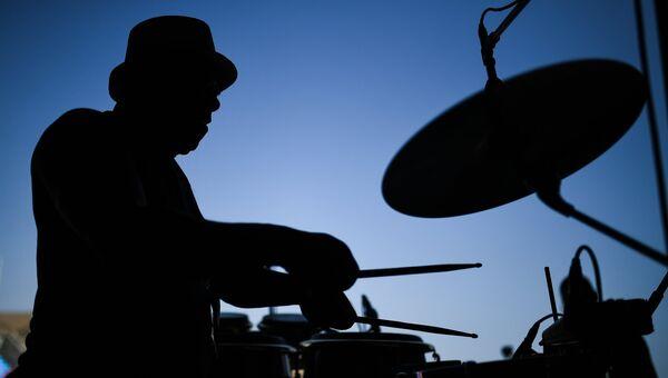 Музыкант. Архивное фото
