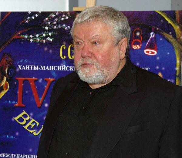 Российский кинорежиссер, народный артист РФ Сергей Соловьев