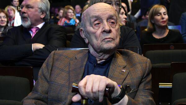 Народный артист СССР Леонид Броневой