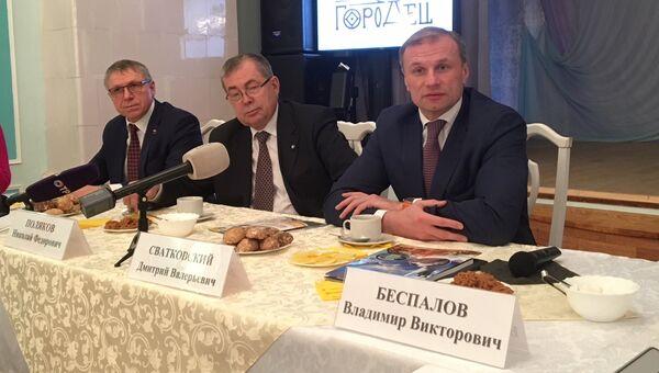 И.о. заместителя губернатора Нижегородской области Дмитрий Сватковский. Архивное фото